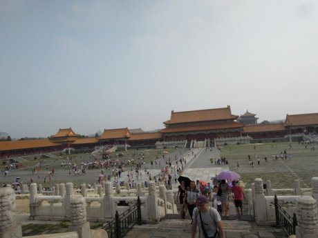 Forbidden City, Impressive stuff
